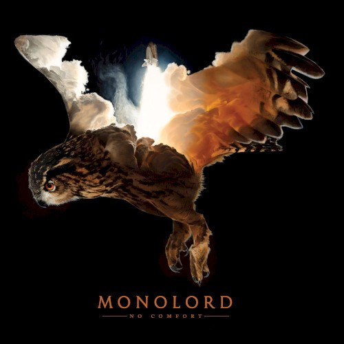Album cover for No Comfort by Monolord.