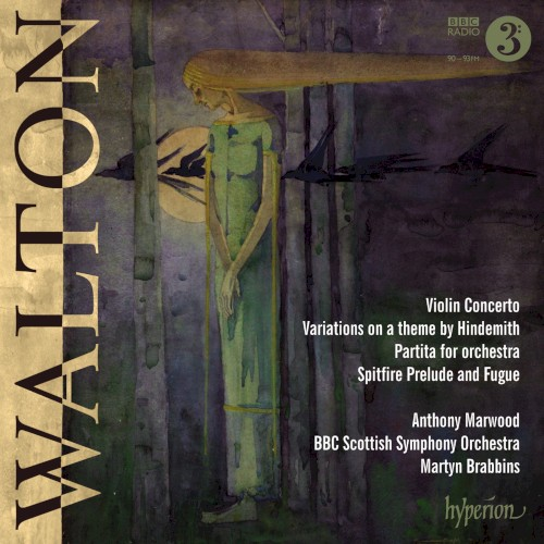 Violin Concerto / Variations on Theme by Hindemith / Partita for Orchestra / Spitfire Prelude and Fugue