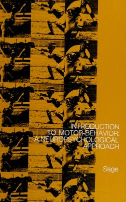 Cover of: Introduction to motor behavior | George Harvey Sage