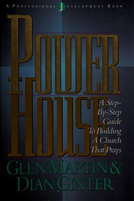 Cover of: Power house   Martin, Glen